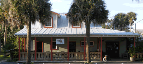 My favorite restaurant on Folly.