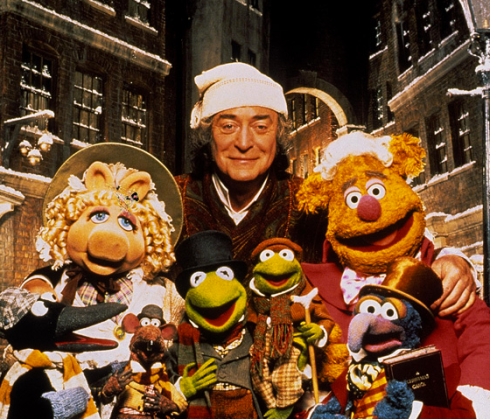 Now that it's December, it's socially acceptable for me to watch Muppet Christmas Carol 5 times a week, right?
